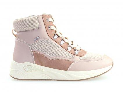dámské zimní teniskové boty
