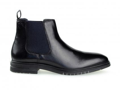 černé pánské chelsea boots