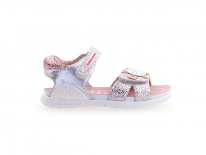 kožené sandály pro holky