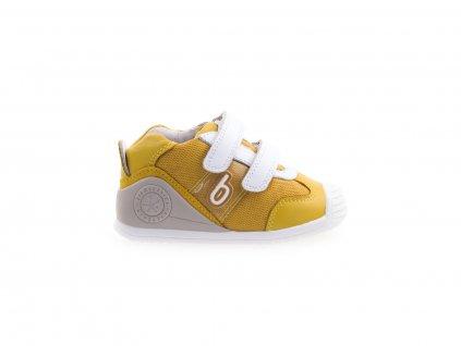 kožené botičky pro kluky