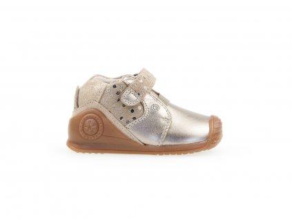 Biomecanics kožené boty pro holčičky