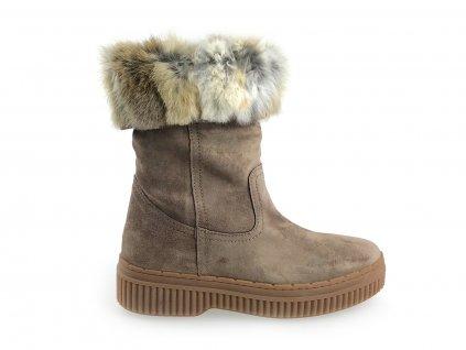 zimní boty dámské