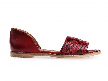 dámské letní boty