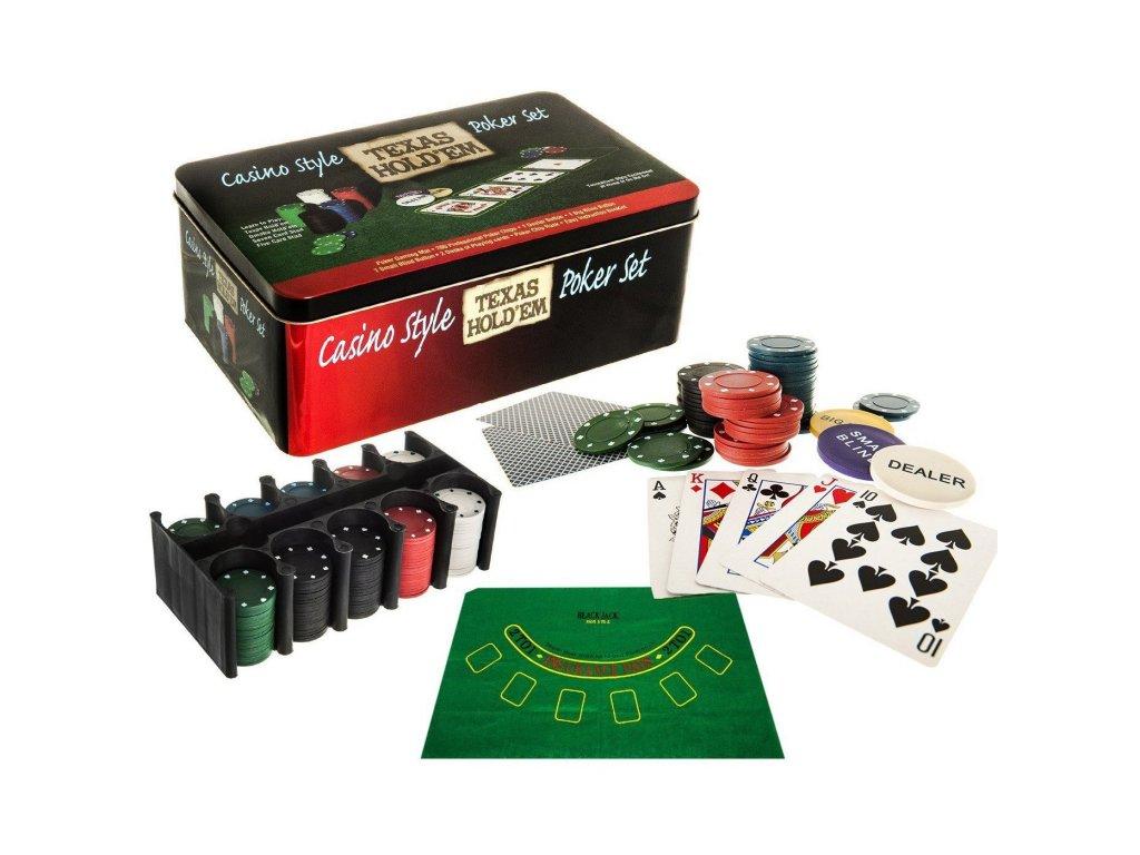 Poker - prenájom