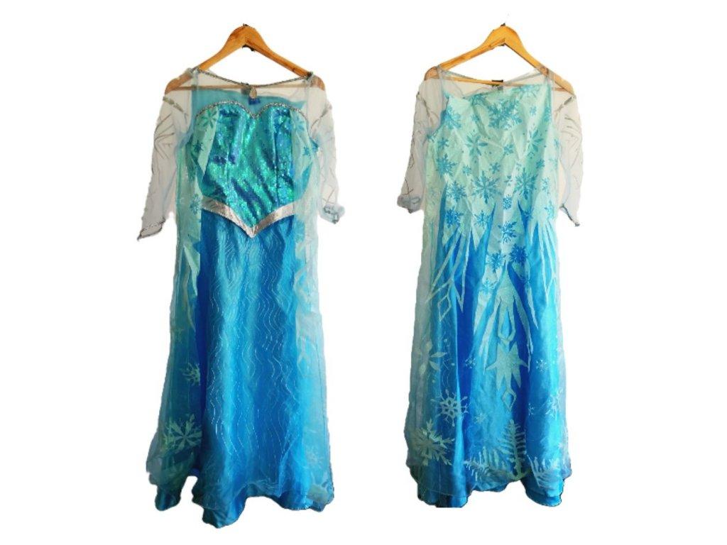 Elza Frozen kostým prenájom