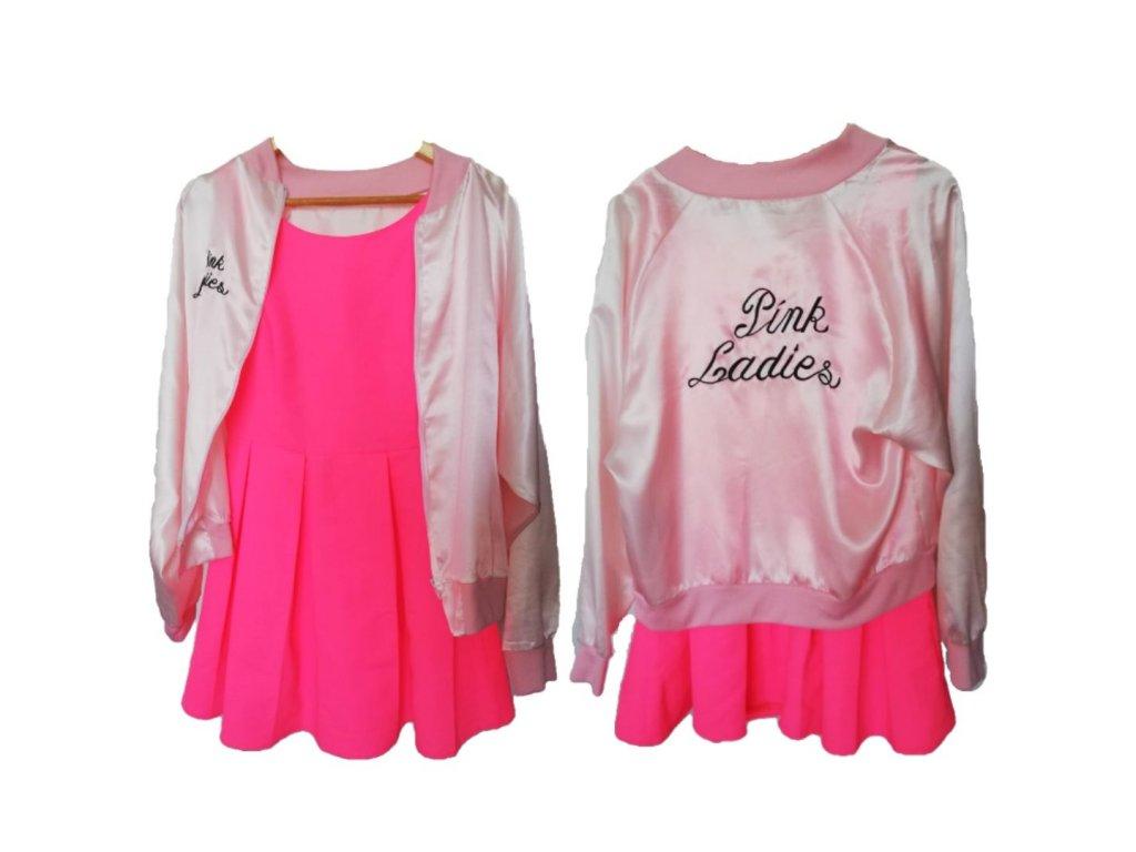 Pomáda Pink Ladies kostým prenájom