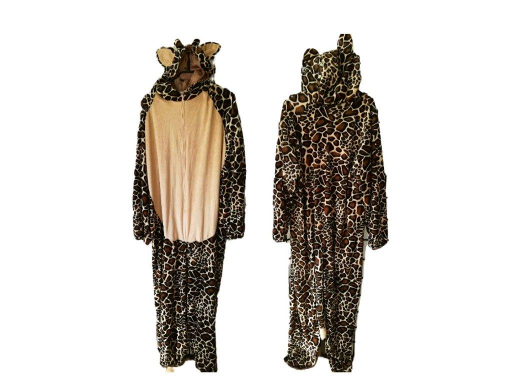 Žirafa kostým prenájom