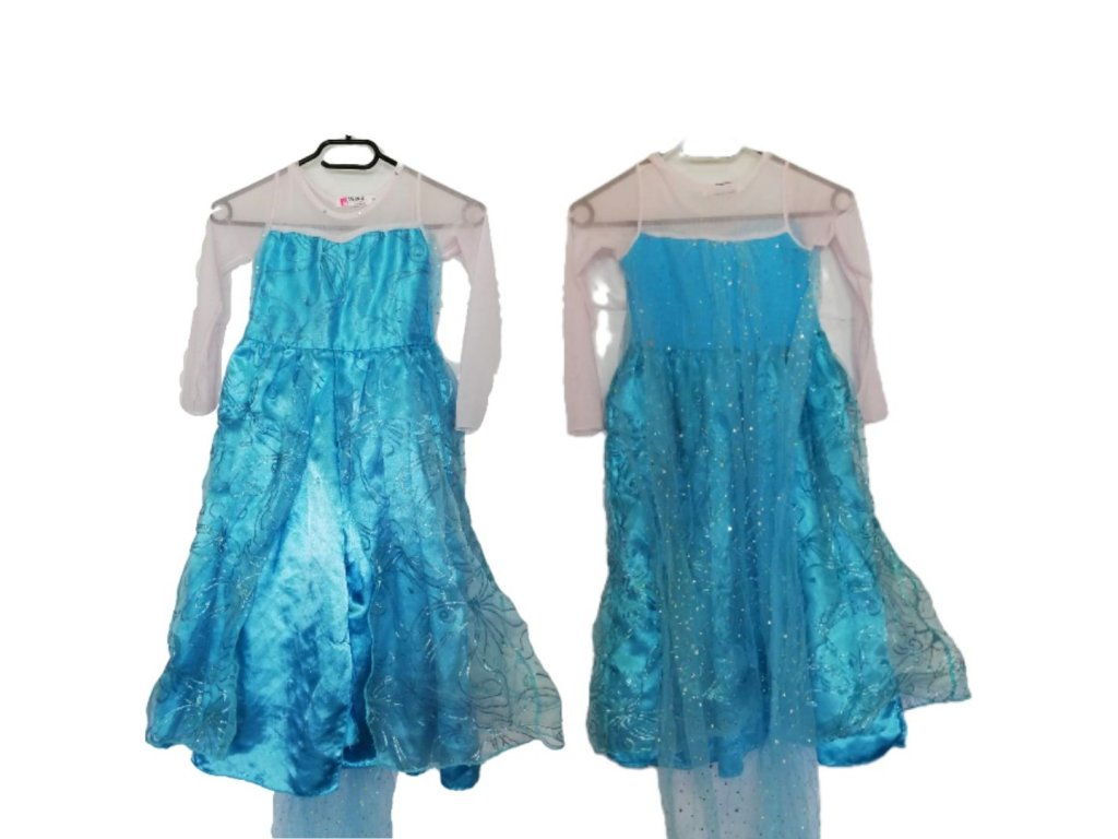 Elsa Frozen detský kostým prenájom