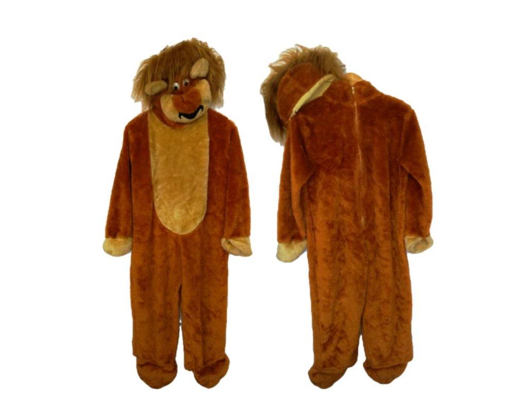 Lev Alex detský kostým prenájom