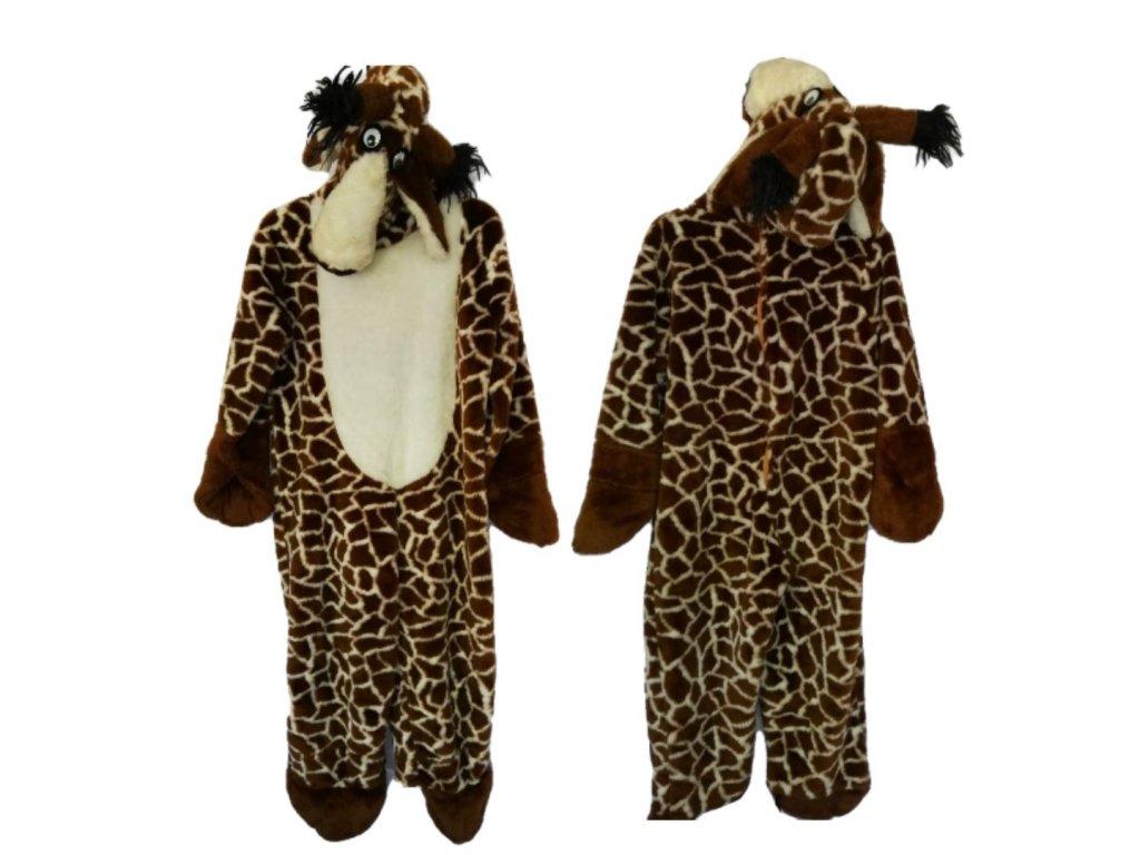 Žirafa detský kostým prenájom