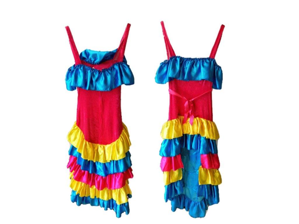 Latino tanečnica kostým prenájom