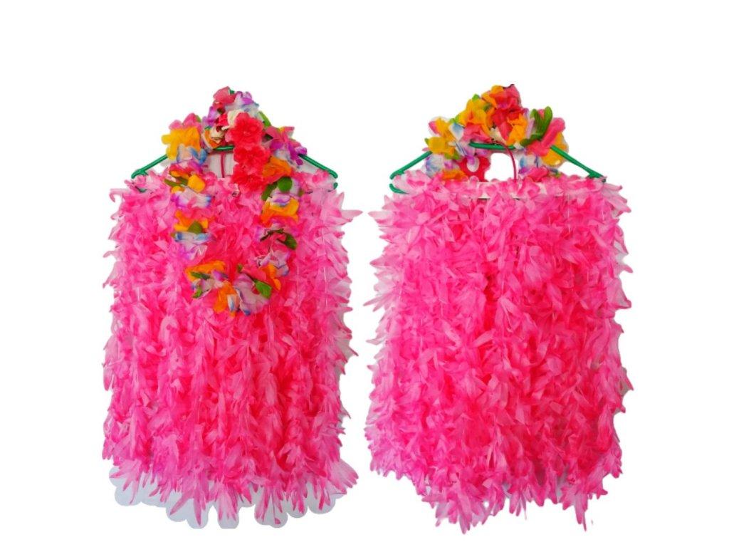 Hawaičanka kostým prenájom