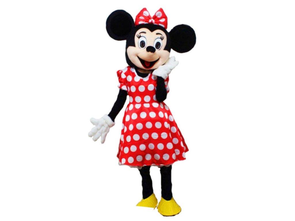 Minnie - maskot prenájom