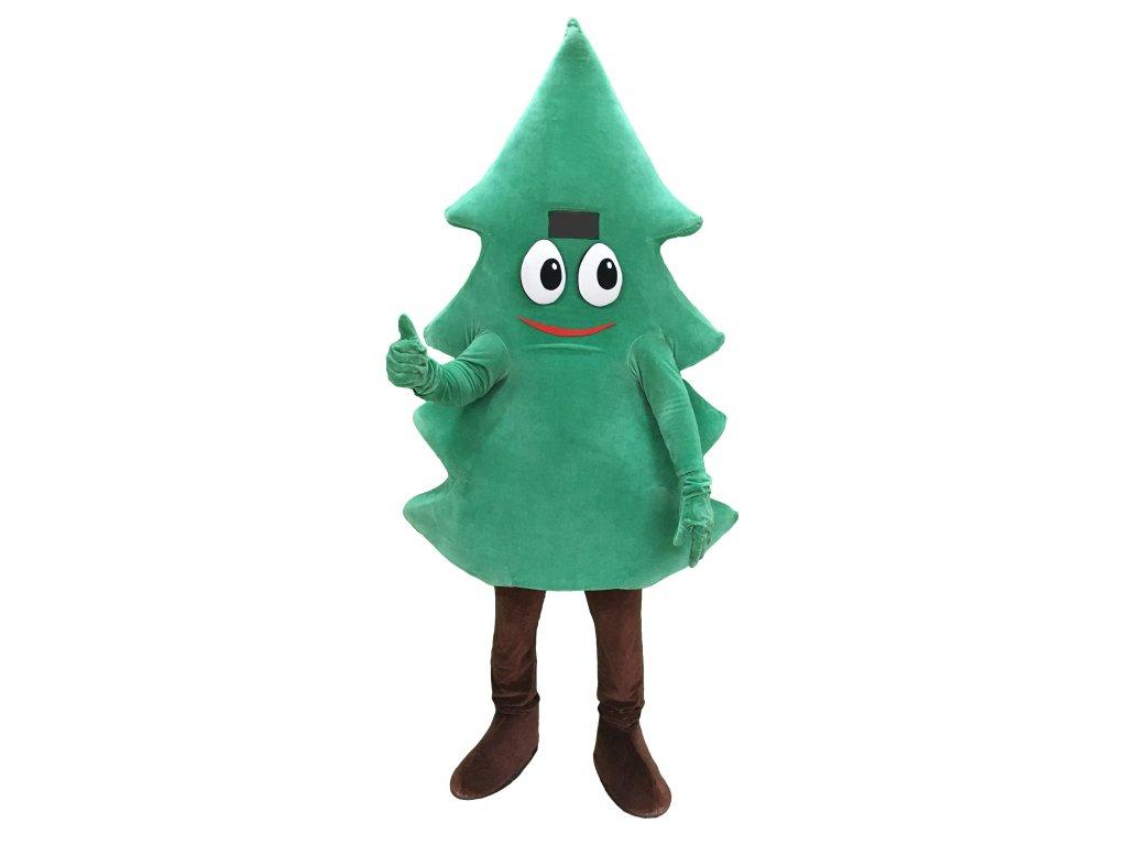 Stromček - maskot prenájom