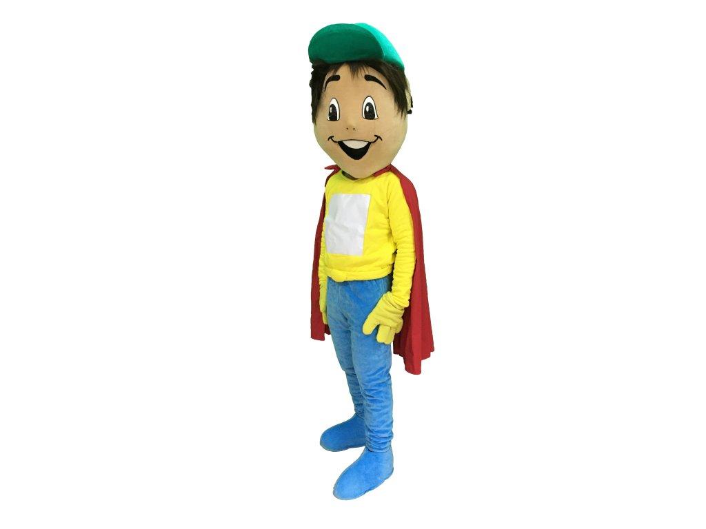 Chlapec 2 - maskot prenájom