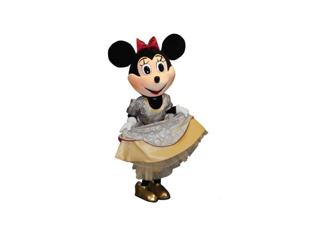 Minnie deluxe - maskot prenájom