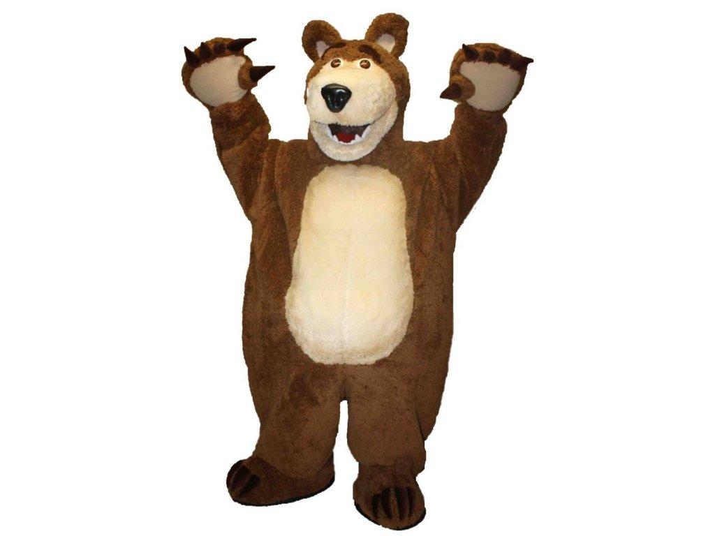 Medveď - maskot prenájom