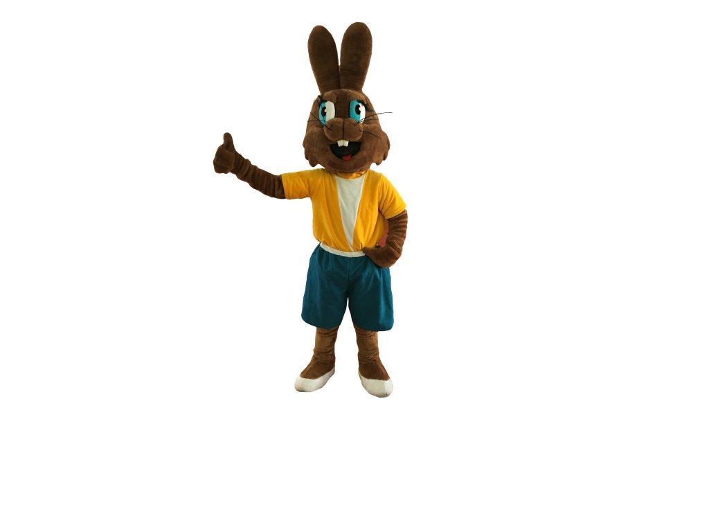Zajac - maskot prenájom