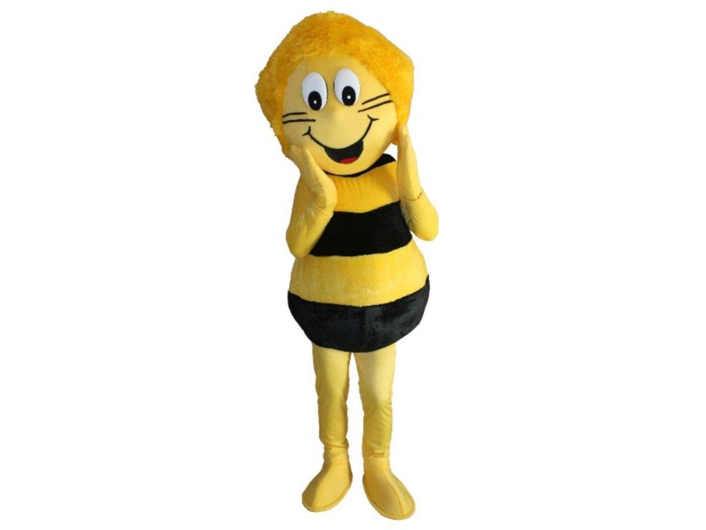 Včielka Maja - maskot prenájom