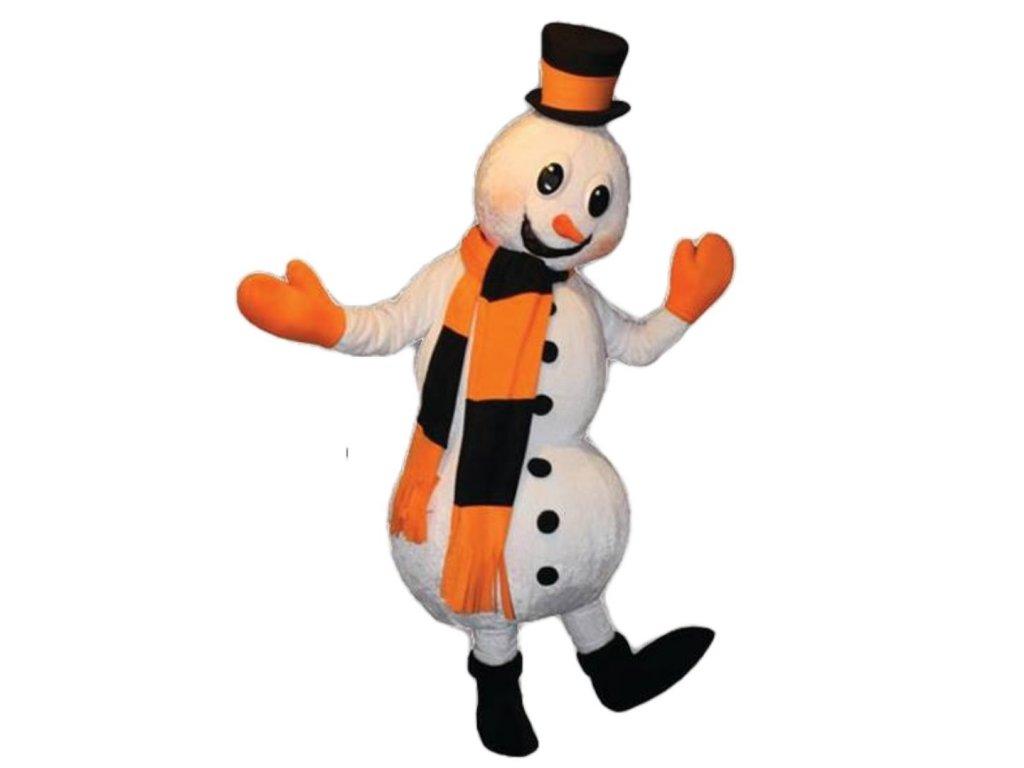 Snehuliak - maskot prenájom