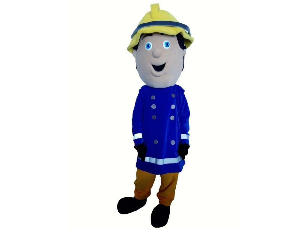 Požiarnik Sam - maskot prenájom