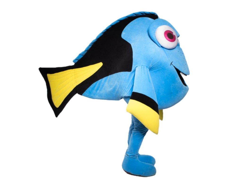 Dory - maskot prenájom