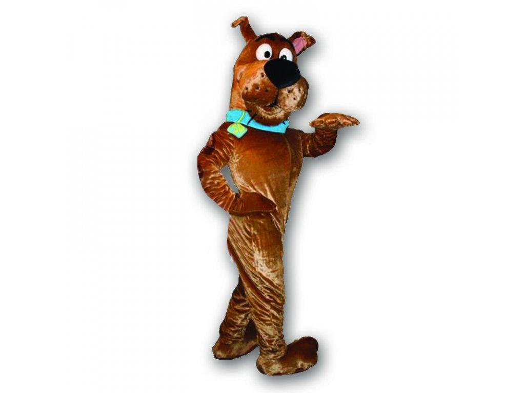 Scooby - maskot prenájom