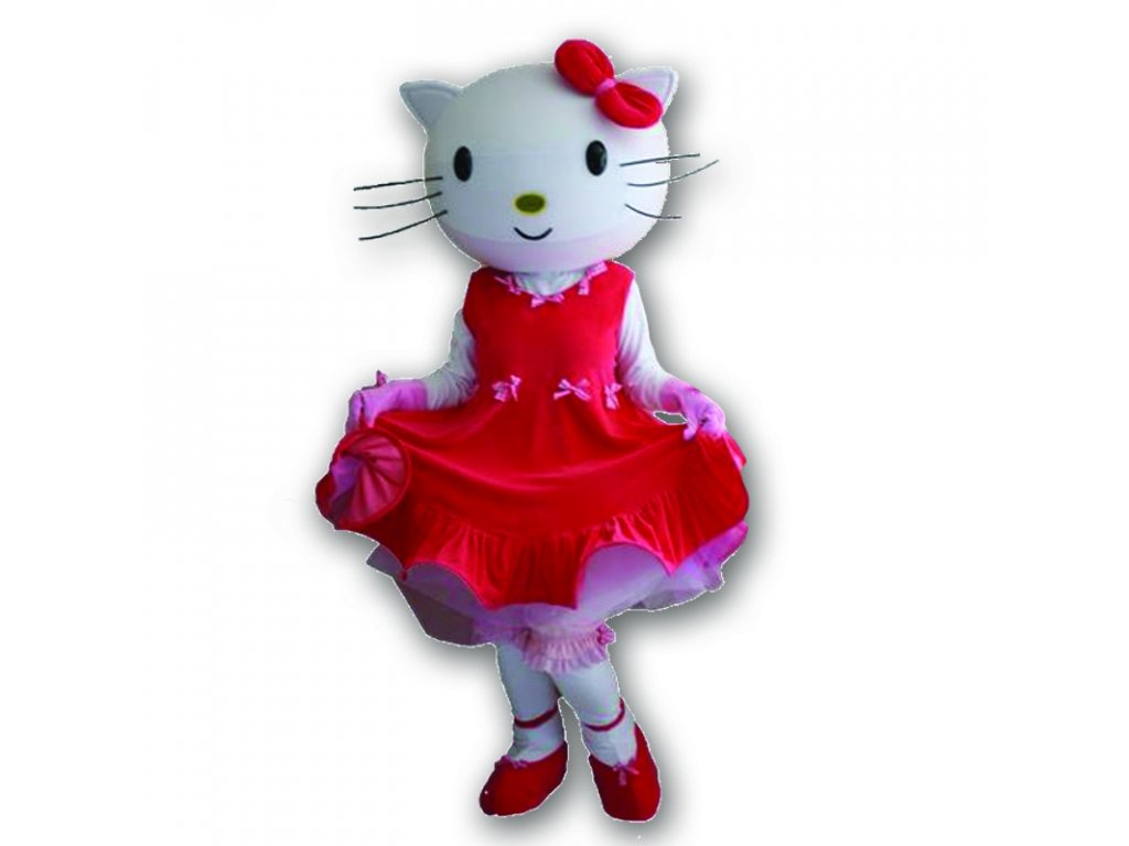 Hello Kitty - maskot prenájom