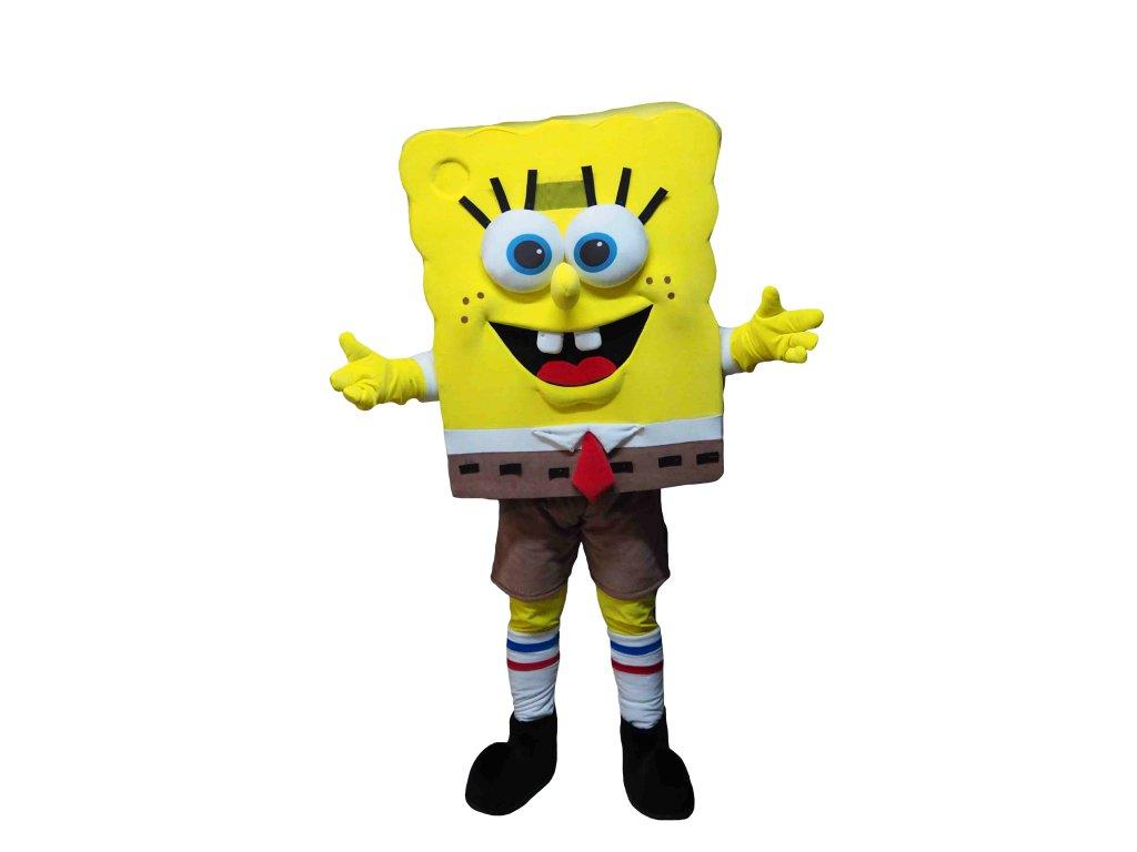 Sponge Bob - maskota prenájom