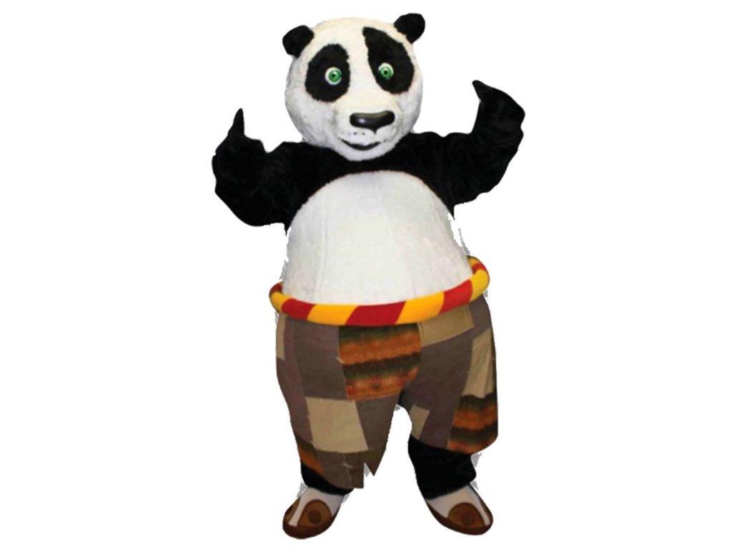 Kung Fu Panda - maskot prenájom