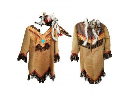 Indián dámsky kostým prenájom