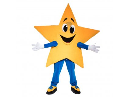 Hviezdička - maskot prenájom