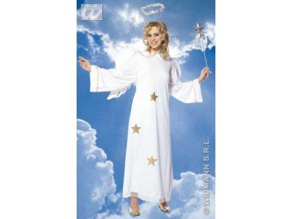 anjel kostym jednoduchy