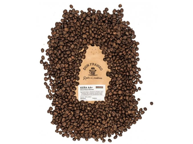 zrnka čerstvě pražené kávy z pražírny vám dají chuť na kterou nikdy nezapomenete