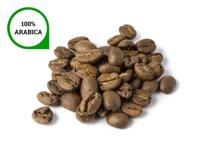 pražená zrnková káva nikaragua z pražírny Don Franko