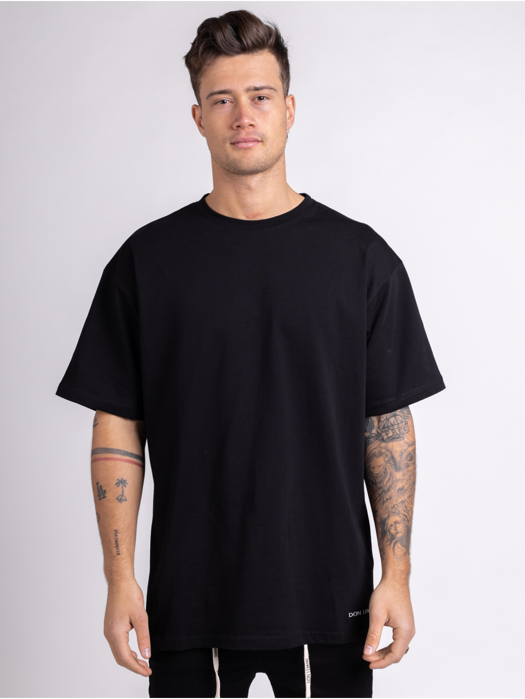 Tričko Tape - černé