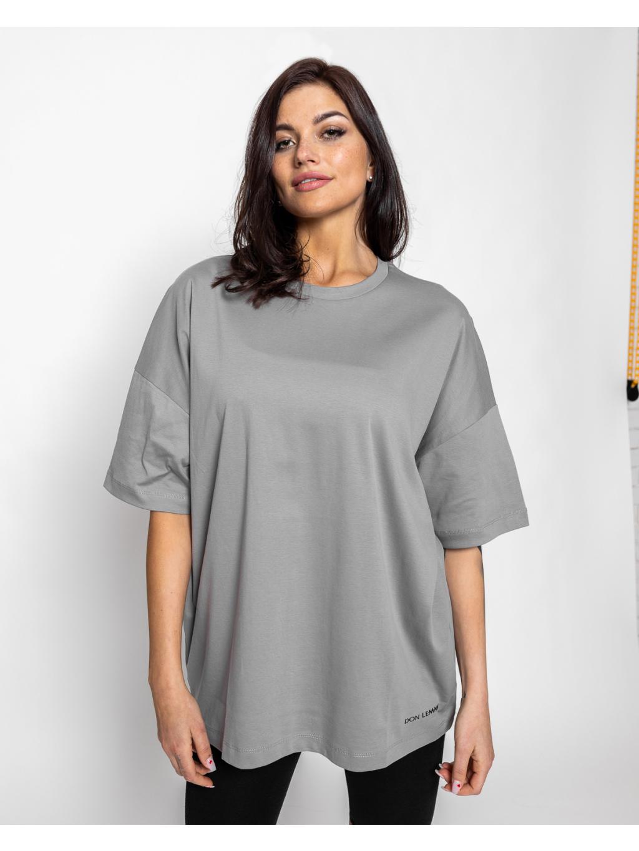 Unisex Tričko Tened - šedé