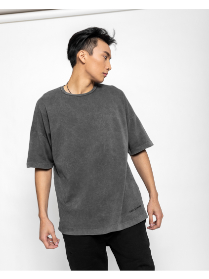 Oversized Tričko Tenet - washed