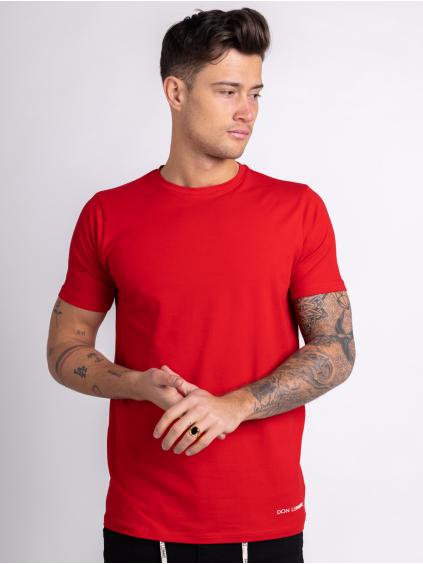 Tričko Core - červené
