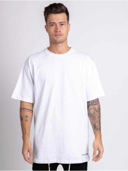 Tričko Tape - bílé