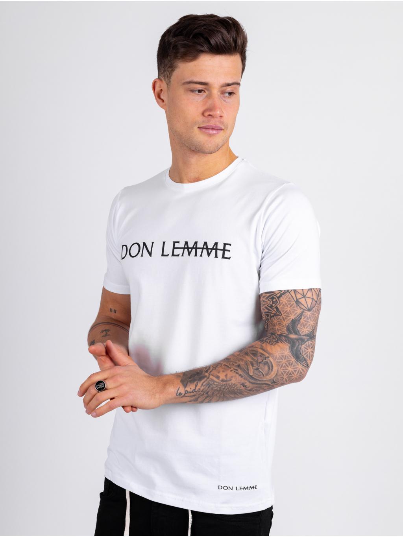 Póló Label - Fehér