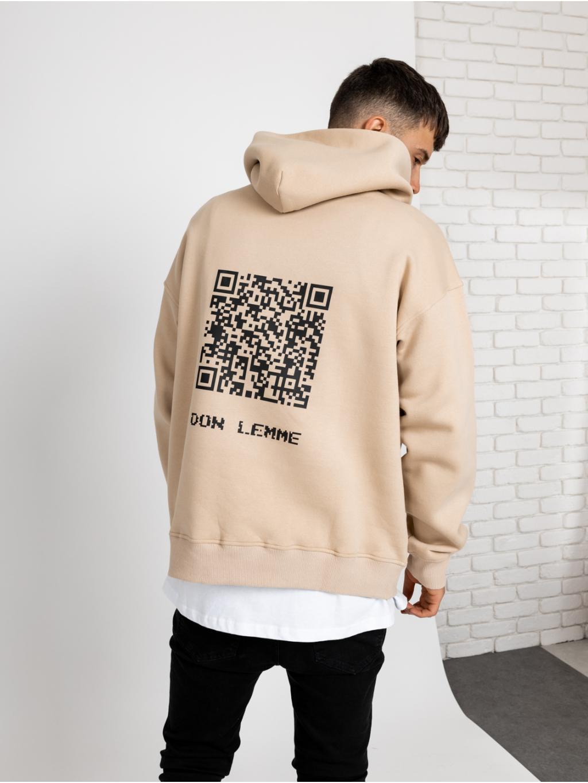 Oversized Melegítő Felső QR Code