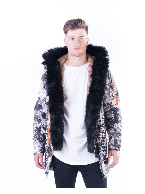 Kabát Mountain - fehér