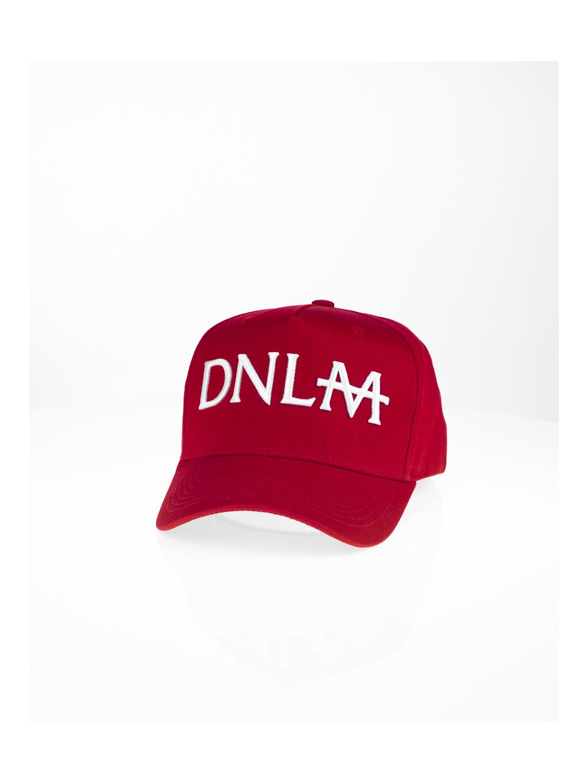 Baseball sapka DNLM 3D - bordó