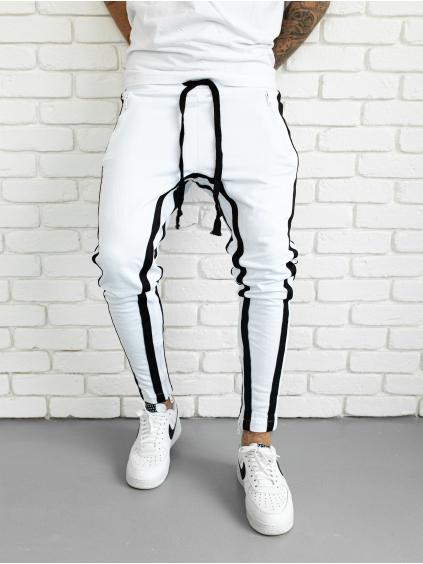 Melegítő nadrág Mamba - fehér