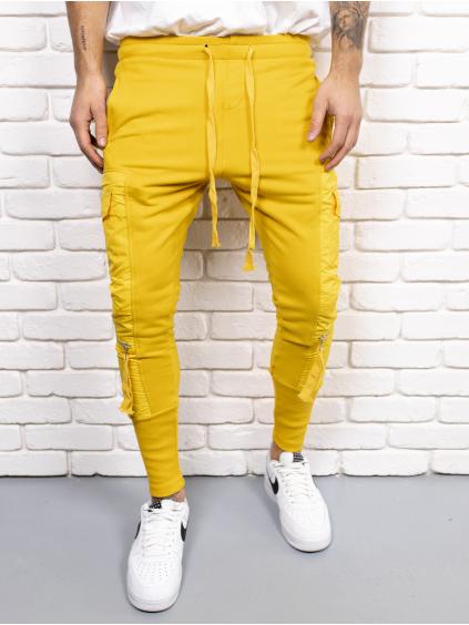 Melegítő Nadrág Country - sárga