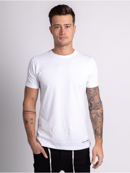 Póló Core - fehér