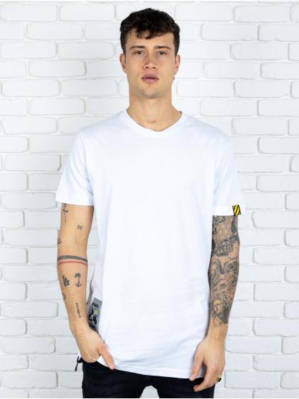 Póló Refugees - fehér