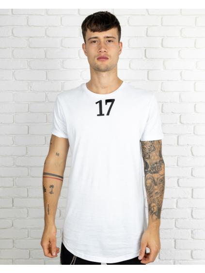Póló Seventeen - fehér