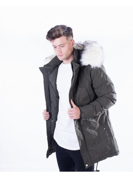 Kabát Yeti - khaki
